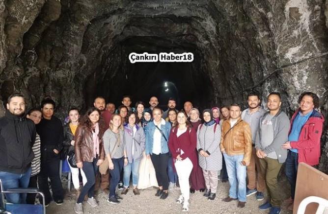 Eldivan SHMYO Tuz Mağarası ve Taşmescit Gezisi Düzenlendi - Çankırı Eldivan Haber18 - attorney at law ,boat yacht  wealth luxury