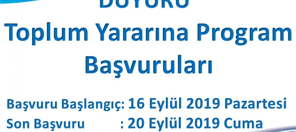 TYP Duyurusu - Genel Haber - Çankırı - haber18