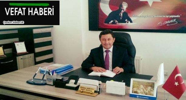 Vakıf Müdürü Mehmet Akkaya Vefat Etti - Çankırı Vefat Haber18 - luxury yacht cruises attorney at law ,boat yacht  wealth luxury