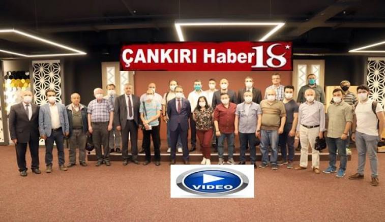 Vali Abdullah AYAZ, Çankırı'nın basın mensupları ile tanıştı. - Çankırı valilik Haber18 - attorney at law ,boat yacht  wealth luxury
