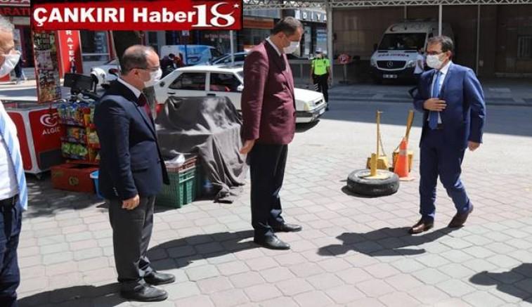 Vali Abdullah AYAZ, İl Genel Meclisi Başkanı Mustafa Çıbık'ı ziyaret ederek, İl Encümen Toplantısına katıldı. - Çankırı Valilik Haber18 - attorney at law ,boat yacht  wealth luxury