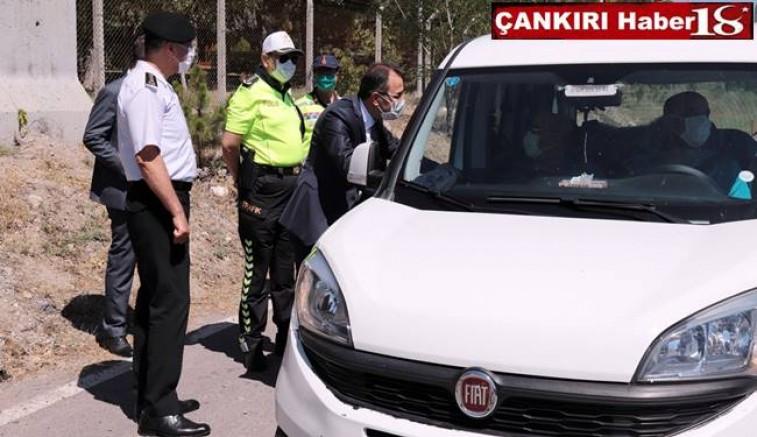 Vali Abdullah Ayaz, Bayram öncesi yapılan trafik denetimlerine katıldı - Çankırı Valilik Haber18 - attorney at law ,boat yacht  wealth luxury