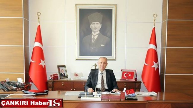 Çankırı - Vali Aktaş, Dünya İnsan Hakları Günü Mesajı Yayınladı - Valilik - haber18