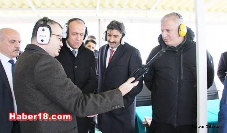 Çankırı - Vali Aktaş, Turaç Mühimmat Fabrikasında İncelemelerde Bulundu - Şabanözü Haberleri haber18 haberleri