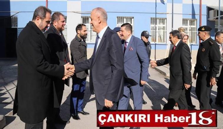 Vali Başkanlığında 2020 Yılının İlk Muhtarlar Toplantısı Yapıldı - Şabanözü - Çankırı - Haber 18