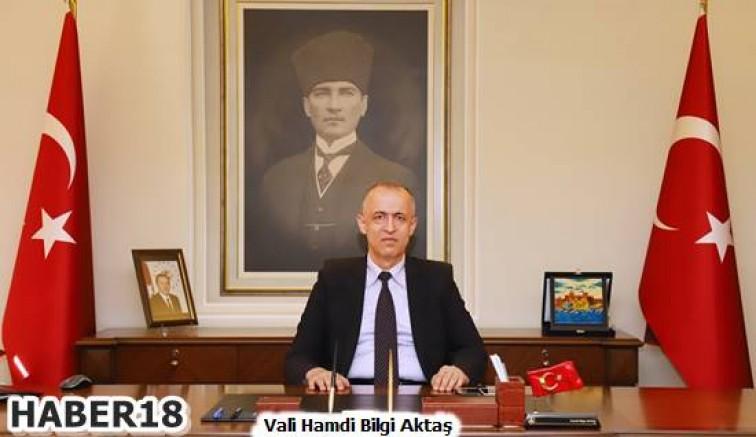 Çankırı Valisi Hamdi Bilge Aktaş,Çankırı Valiliği,Çankırı Valisi,