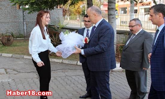 Çankırı - Vali Hamdi Bilge Aktaş, Yapraklı Kaymakamlığını Ziyaret Etti - Çankırı Yapraklı haber18 haberleri