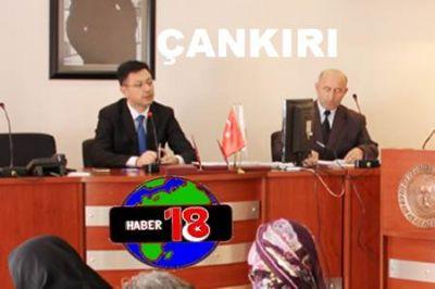 Çankırı - Valilik Brifing Salonunda Halk Günü Toplantısı Gerçekleştirildi - Valilik Haberleri haber18 haberleri
