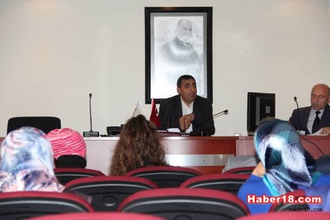 Valilik Ekim Ayı Halk Günü Toplantısı Yapıldı