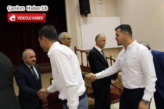 Çankırı - Valilik Protokol Bayramlaşması Gerçekleştirildi - Valilik Haberleri haber18 haberleri