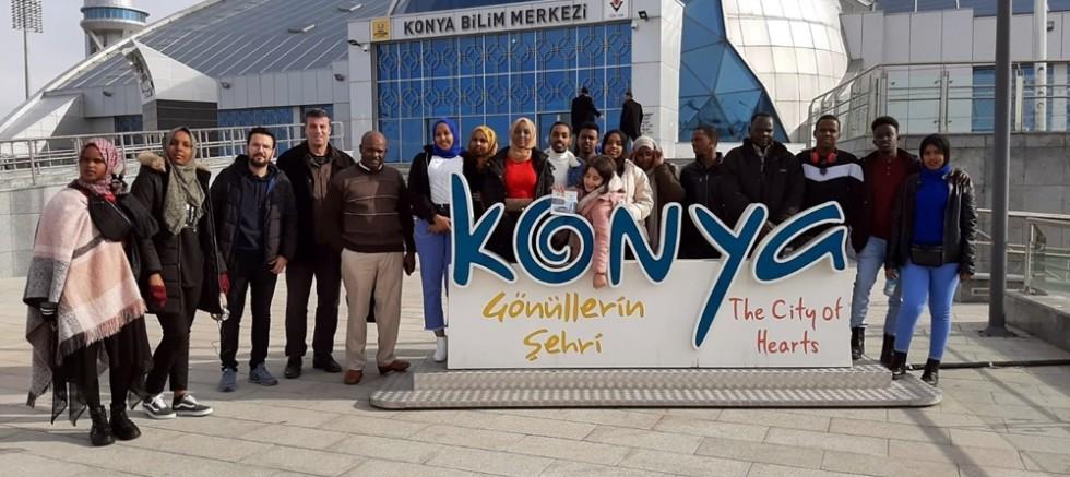 Yabancı Öğrencilerden Konya'ya Teknik Gezi - Çankırı Üniversite Haber18 - attorney at law ,boat yacht  wealth luxury