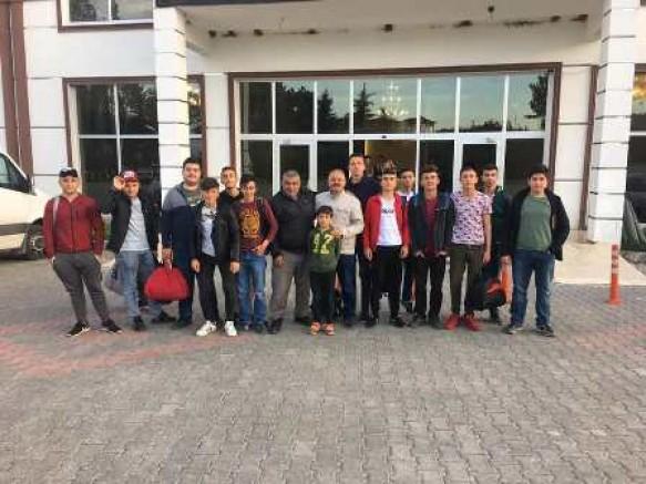 Çankırı - Yapraklı Gençlik Koordinatörlüğü Gezi Düzenledi - Çankırı Yapraklı haber18 haberleri