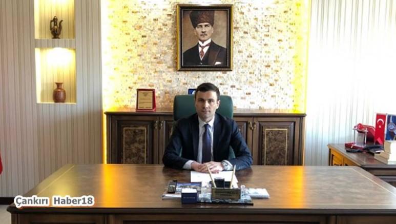Çankırı - Yapraklı Kaymakamı Mustafa Emre Kılıç'ın Bayram Mesajı - Yapraklı haberleri haber18 haberleri