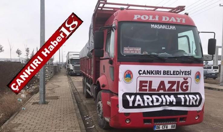 Yardım Tırı Deprem Bölgesine Ulaştı  - Belediye - Çankırı -Belediye - Haber 18 - attorney at law ,boat yacht  wealth luxury