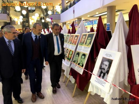 Yaşar Yıldırım Sergiyi Gezdi Siyaset - Çankırı