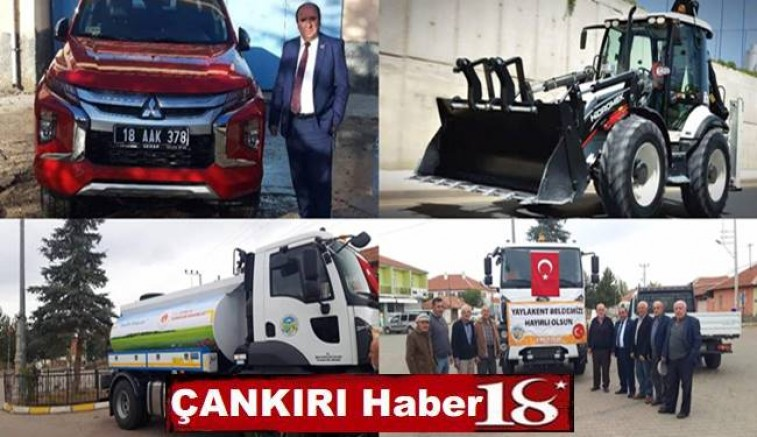 Yaylakent Belediyesi Büyümeye Devam Ediyor - Orta - haber18.com - Çankırı haberleri
