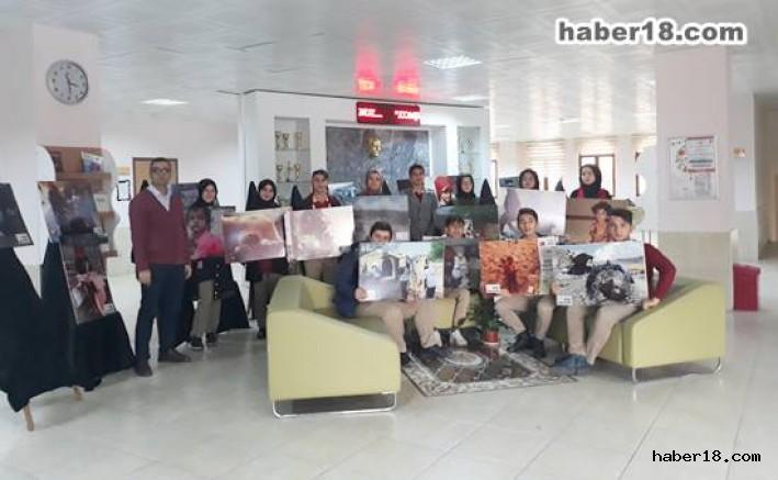 çankırı - Yemen İçin  Hayır Çarşısı Kuruldu Çankırı Eğitim