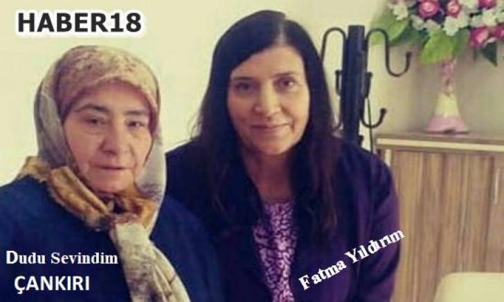 Yeni Başkan Fatma Yıldırım Oldu Çankırı STK - Çankırı