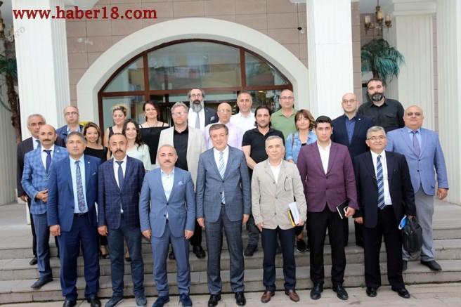 Çankırı - Yeni Kent Vizyonu İçin Üniversite ve Belediyeden  İşbirliği - Üniversite - haber18