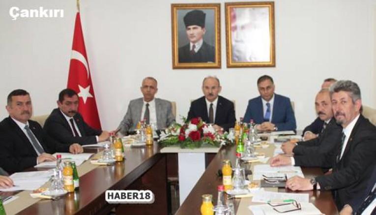 Çankırı - Yeni Üyelerin Katıldığı KUZKA Yönetim Kurulu, Sinop'ta Toplandı - Kurumlar Çankırı haber18