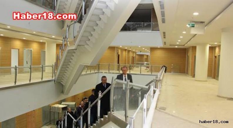 Yeni Valilik Binası İnşaatı Tamamlandı Çankırı Valilik - Çankırı