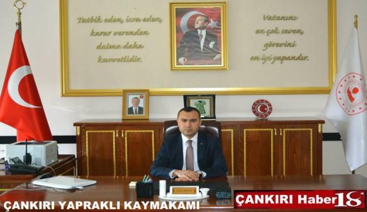Yeni Yapraklı Kaymakamı Yavuz Arslan Görevine Başladı - Çankırı Yapraklı Haber18 - attorney at law ,boat yacht  wealth luxury