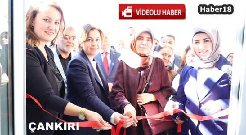Çankırı Haber18 - Yöresel Ürünler Pazarının Açılışı Yapıldı, Çankırı Belediyesi - Çankırı, haber