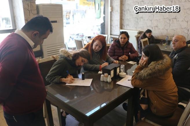 Yumurta Tatlısı ve Sarımsaklı Et İçin Denetim Yapıldı - Belediye - haber18.com - Çankırı haberleri