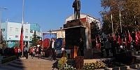 10 Kasım - Ulu önder Atatürk Çankırı'da Andı